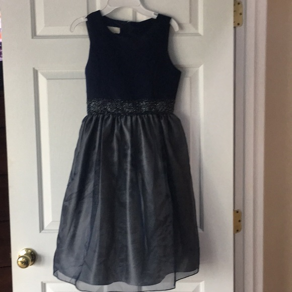 Gorgeous American Princess dress in navy shades